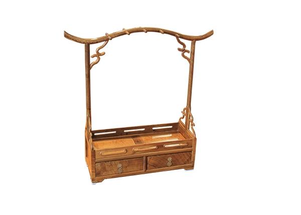 金丝楠木艺术品-毛笔架