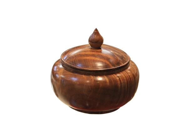金丝楠木艺术品-棋盒