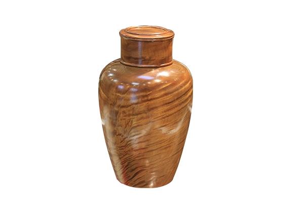 金丝楠木工艺品-花瓶