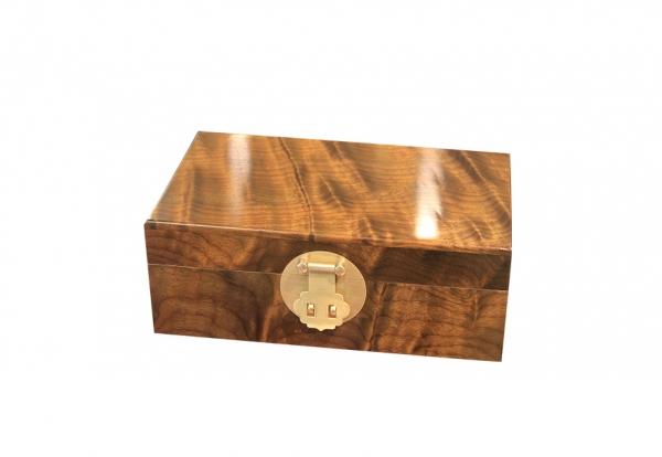 金丝楠木艺术品-盒子