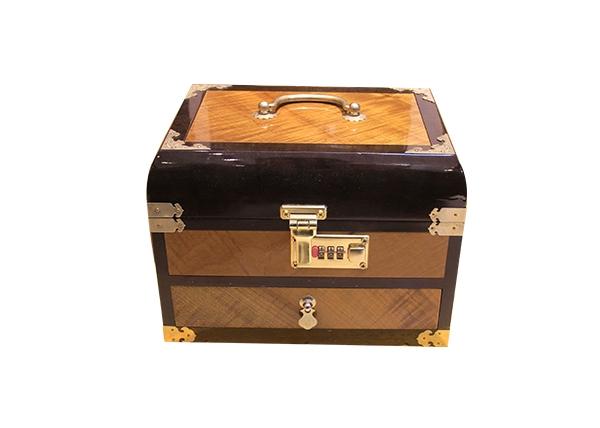 金丝楠木艺术品-保险箱