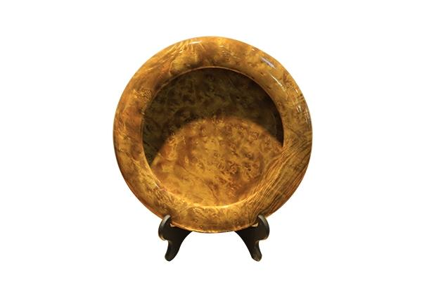 金丝楠木工艺品-日冕