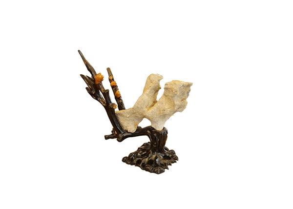 金丝楠木工艺品-木雕