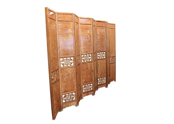 金丝楠木家具-屏风