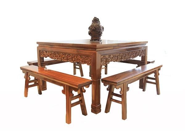 金丝楠木家具-桌子