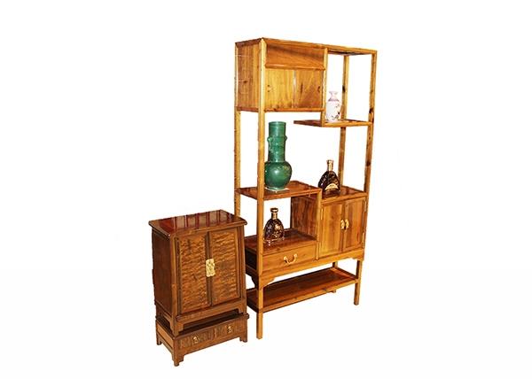 金丝楠木家具-架子
