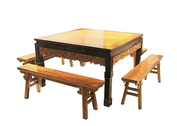 金丝楠木家具-桌椅